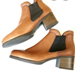RIEKER ANTISTRESS CHELSEA BOOT leather brown